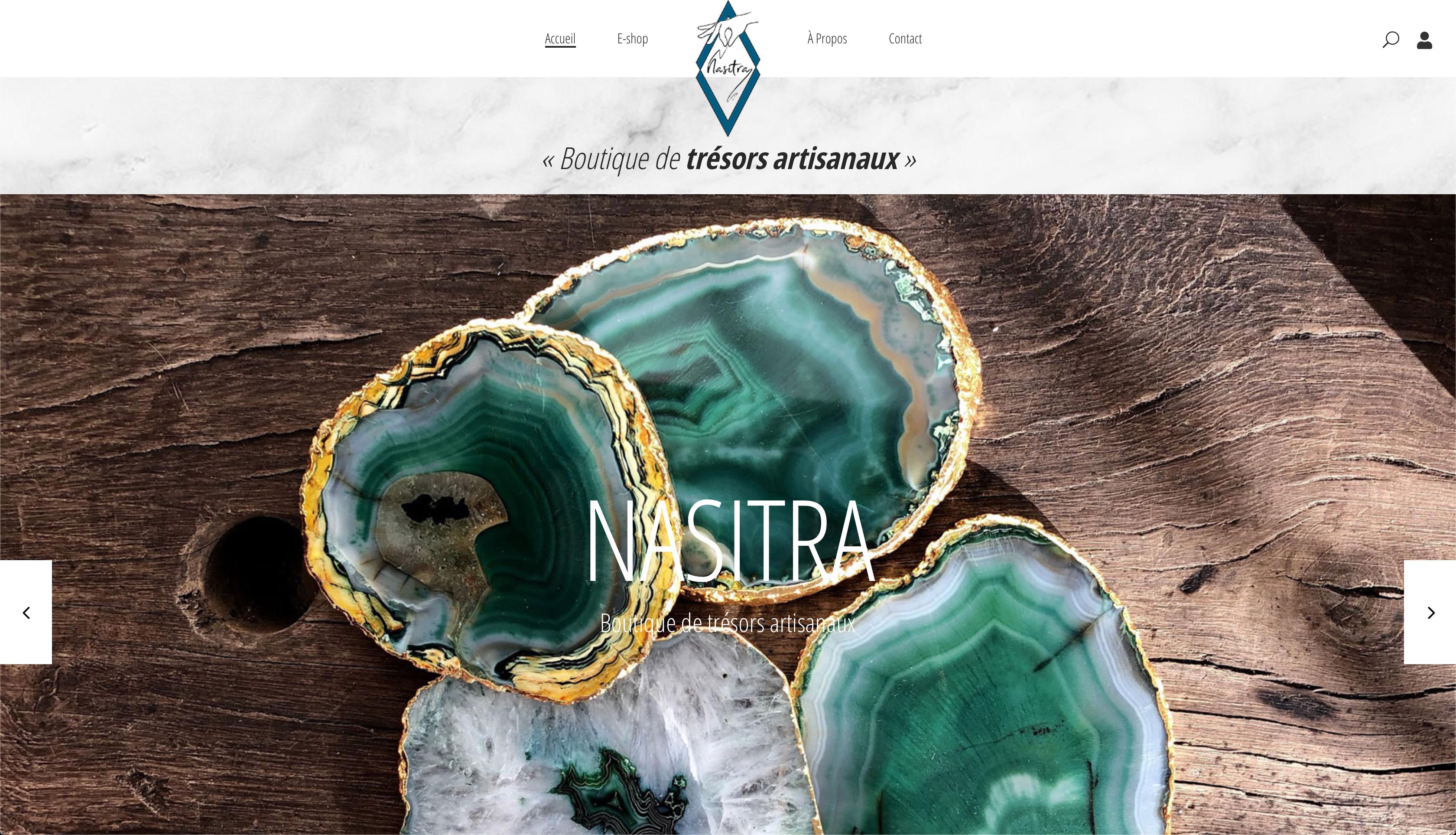 Réalisation 2018 - Webdesign - Matthieu Loigerot