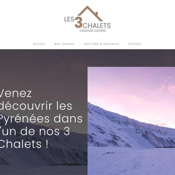 Location Luchon - 2020 - Webdesign - Matthieu Loigerot